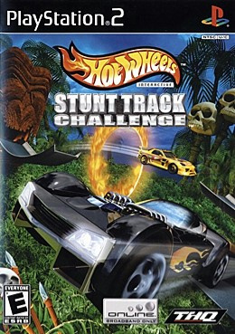 Hot Wheels Stunt Track Challenge (ps2 used game)