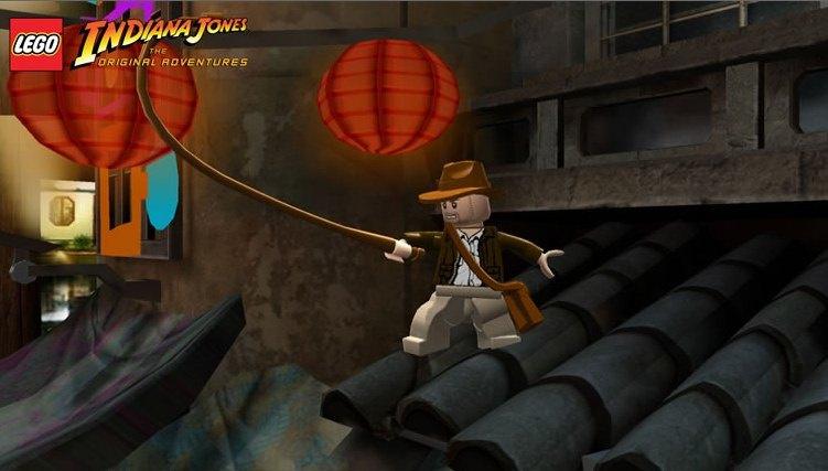 Lego Indiana Jones The Original Adventures (Wii used game)