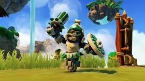 Skylanders Swap Force Doom Stone (Skylander used)