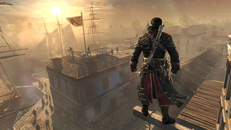 Assassin's Creed Rogue (xbox 360 nieuw)