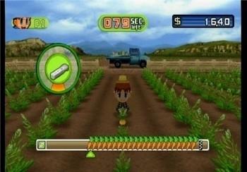 Job Island Hard Working People (Wii Nieuw)