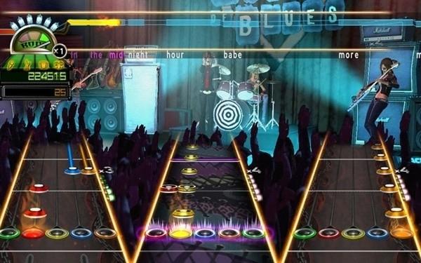 Band Hero (xbox 360 used game)