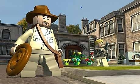 Lego Indiana Jones 2 the adventure continues (xbox 360 used game)