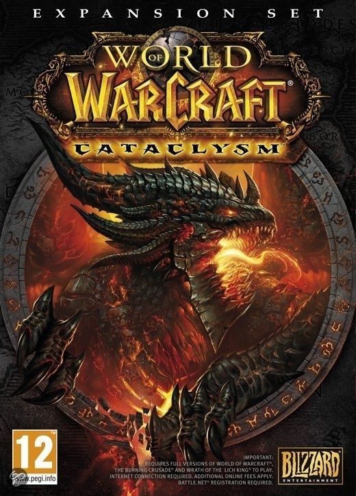 World of WarCraft Cataclysm (PC Game Nieuw)