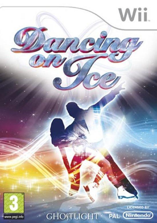 Dancing on Ice  (Nintendo wii nieuw)