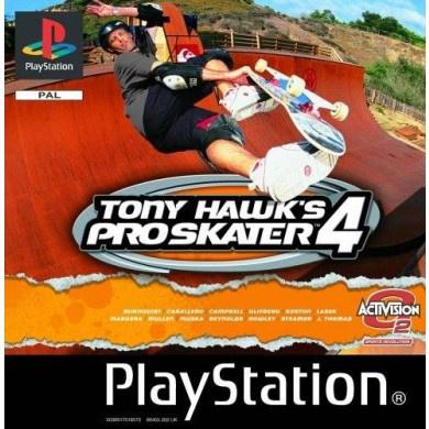 Tony Hawk's Pro Skater 4 (PS1 tweedehands game)