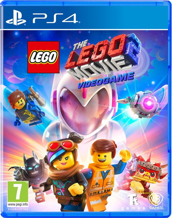 The Lego movie 2 Videogame (ps4 nieuw)