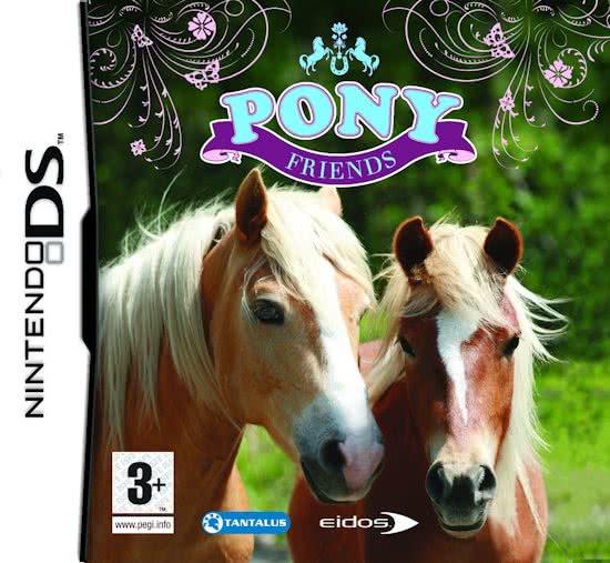 Pony Friends (nintendo DS nieuw)