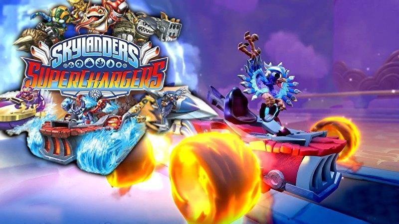 Skylander Superchargers game only (ps3 tweedehands game)