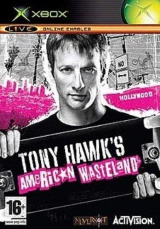 Tony Hawks American Wasteland  (Xbox tweedehands game)
