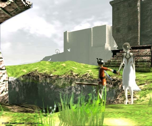 Ico (ps2 used game)