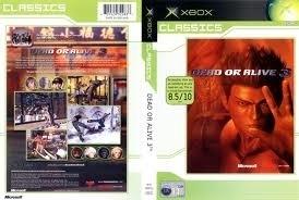 Dead or Alive 3 classics (XBOX Used Game)