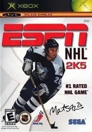 ESPN NHL 2K5 (xbox used game)