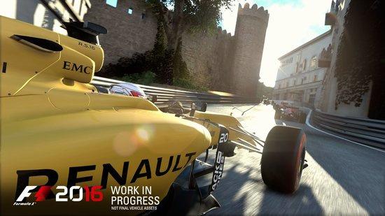 F1 2016 (xbox one tweedehands game)