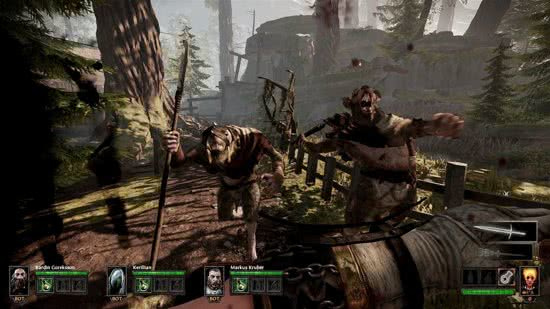 Warhammer the end times Vermintide (xbox one Nieuw)