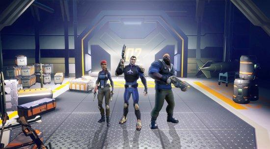 Agents of Mayhem (xbox one nieuw)