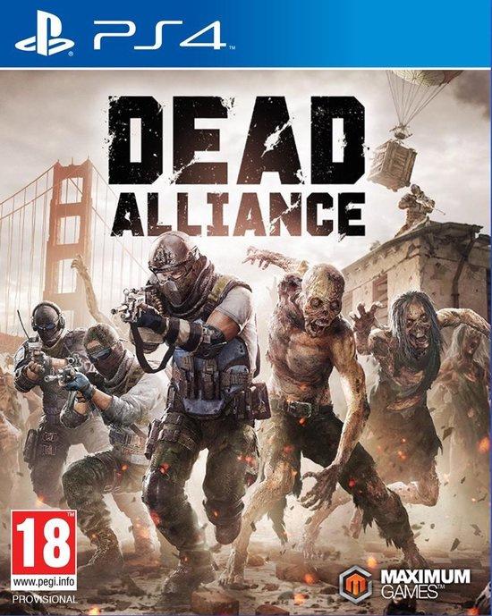 Dead Alliance (ps4 nieuw)