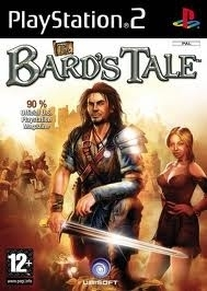 The Bard's Tale (ps2 used game)