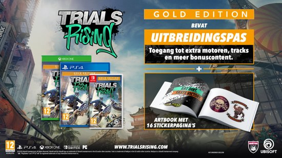 Trials Rising (Xbox One tweedehands game)