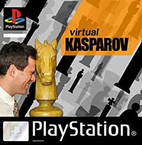 Virtual Kasparov (PS1 tweedehands game)