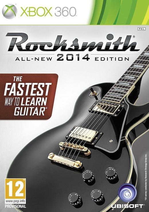 RockSmith 2014 (Xbox 360 tweedehands game)