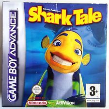 Shark Tale (Gameboy Advance tweedehands game)