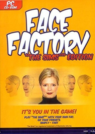 The Sims, Face Factory (PC nieuw)