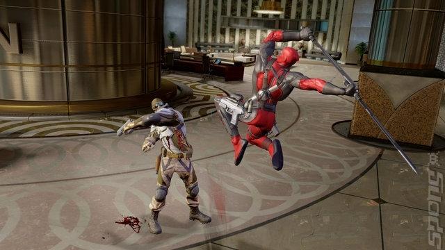 Deadpool (Xbox One Nieuw)