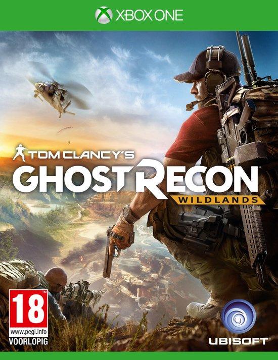 Tom Clancy's Ghost Recon Wildlands (xbox one nieuw)