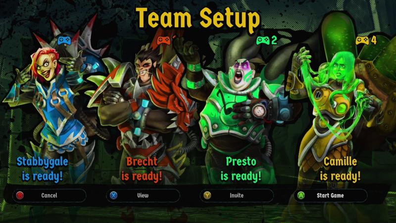 Rogue Stormers (Xbox One Nieuw)