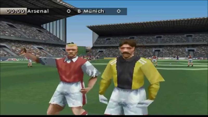 Fifa 99 (PS1 tweedehands game)