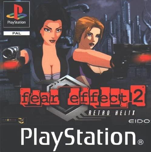 Fear Effect 2 Retro Helix (ps1 tweedehands game)