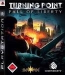 Turning Point Fall of Liberty (ps3 used game)