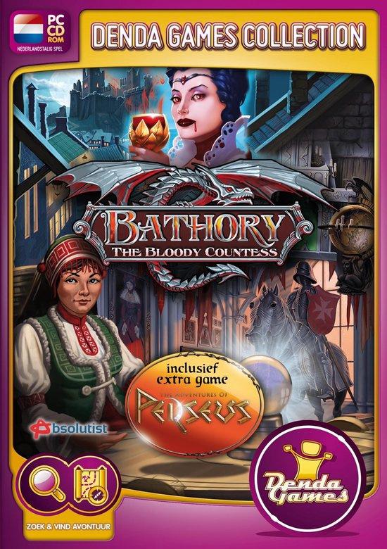 Bathory the Bloody Countess  zoek en vind (PC game nieuw)