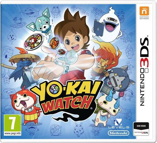 Yo-Kai Watch (Nintendo 3DS nieuw)