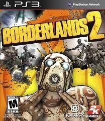 Borderlands 2 (ps3 used game)