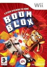 Boom Blox (wii used game)