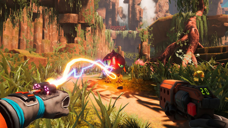Journey to the savage planet (ps4 nieuw)