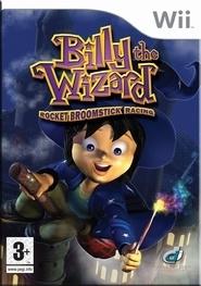 Billy the Wizard Rocket Broomstick Racing (wii tweedehands game)