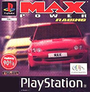 Max Power Racing (PS1 tweedehands game)