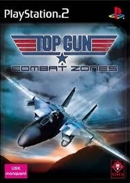 Top Gun Combat Zones (ps2 used game)