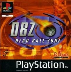 Dead Ball Zone (PS1 tweedehands game)
