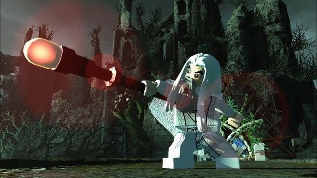 Lego the Hobbit (ps VITA nieuw)
