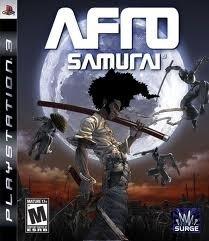 Afro Samurai (ps3 used game)