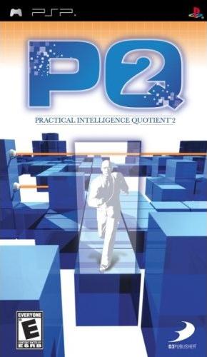 Practical Intelligence Quotient 2 zonder boekje (psp tweedehands game)