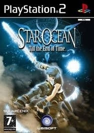 Star ocean till the end of time (ps2 used game)