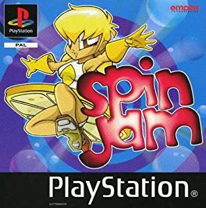 Spin Jam (ps1 tweedehands game)