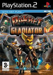 Ratchet Gladiator  (ps2 nieuw)