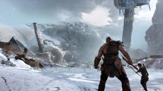God of War Playstation hits (ps4 nieuw)