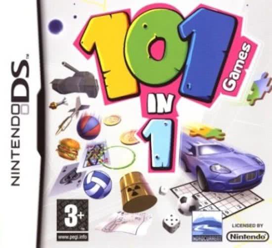 101 in 1 Explosive Megamix (DS nieuw)